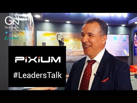 #LeadersTalk with PIXIUM,