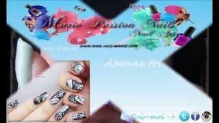 Nail art mozaique pastelle Thumbnail