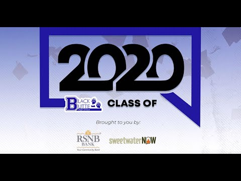 Black Butte High School Class of 2020