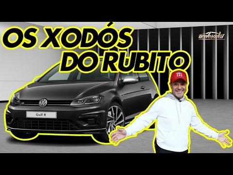 Rubinho mostra todos os carros (+ moto e simulador) da sua garagem! - Especial #233 | Acelerados