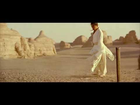"Hero (英雄) - ""Tian Xia"" In Desert"