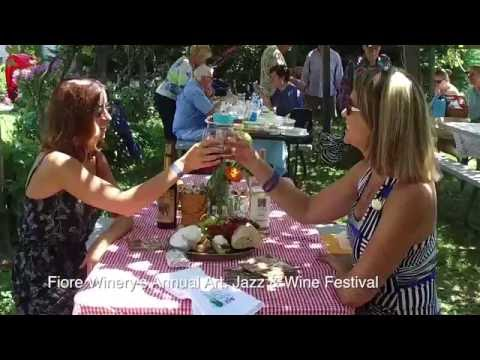 Fiore Winery Art, Jazz and Wine Festival