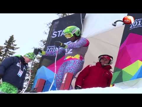 Sabrina Simader to be first Kenyan female skier to compete in Winter Olympics