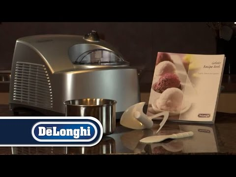 De'Longhi Gelato Maker, model GM6000