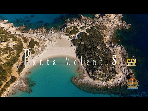 Punta Molentis Villasimius 4K Sardegna CA