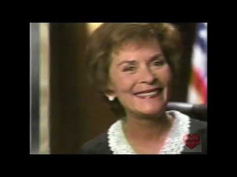 Judge Judy | Intro | 2003