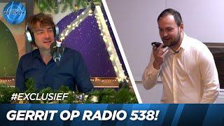 Gerrit live in de ochtendshow bij Radio 538 🎧 | UTOPIA