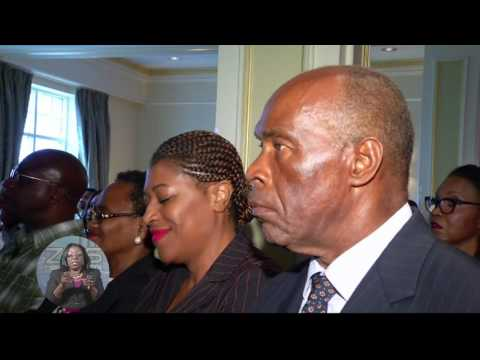 Bahamas Trade Information Portal Launch