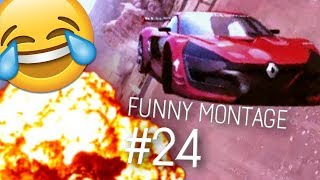 FUNNY ASPHALT 8 MONTAGE #24 (Funny Moments and Stunts)