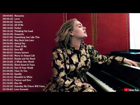Top 30 Piano Covers Popular Songs 2020 - Best Instrumental Piano Covers All Time