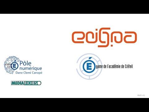 L'académie de Créteil présente Enigma.(V2)