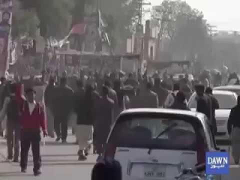 Police Attack Against Zainab Katal Case