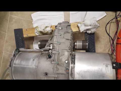 Tesla Model S - Rear Drive Unit - Full Control