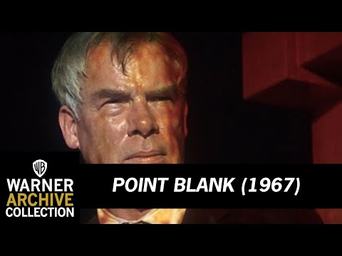 Point Blank (1967) –  Backstage Beatdown