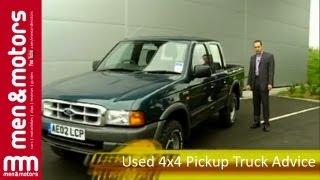 Used 4x4 Pickup Truck Advice