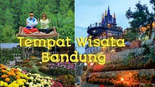 Gambar cover 5 Tempat wisata BANDUNG Terpopuler | #Hits2019