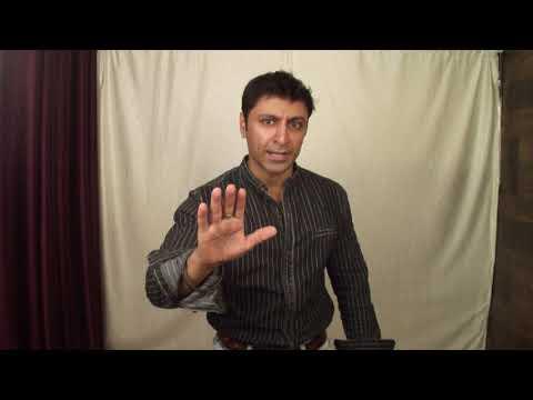 Ravi Seth - Audition done by Friday Fox