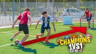 ¡La FINAL de la CHAMPIONS 1vs1 en JUEGO! JORNADA 7 ¡Reto Fútbol! [Crazy Crew]