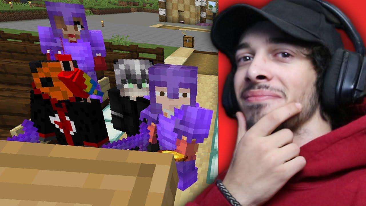 SMP -ში პრეზიდენტი ვხდები?! | Minecraft SMP