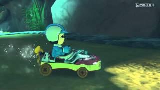 Mario Kart 8 - such evil hits