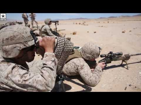 Military | Marine Scout Sniper Training