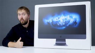 Unpacking iMac Pro - the most powerful Apple computer in history ...