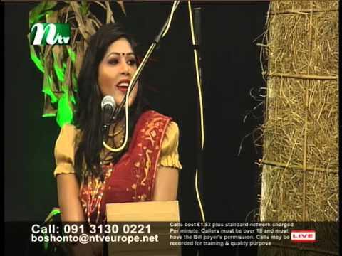 Boshonto Batashe with Nurjahan Shilpi S2 061215