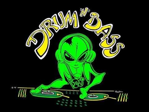 radio drum and bass 22/04/2017