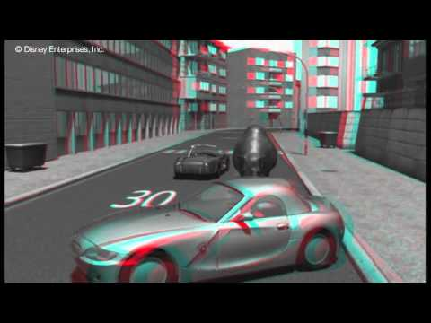 Multi-Perspective Stereoscopy from Light Fields (SIGGRAPH Asia 2011)