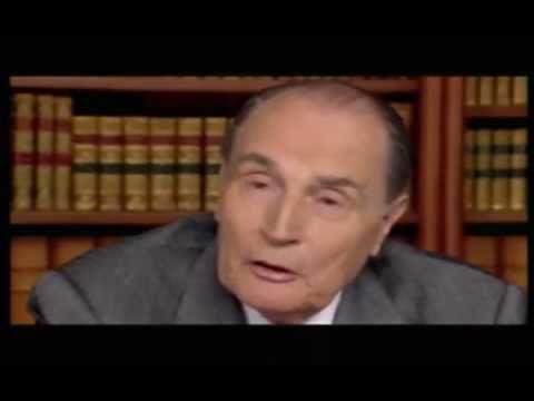 François Mitterand et le lobby juif