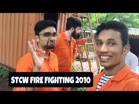 STCW 2010 - Fire Fighting Training, Mumbai