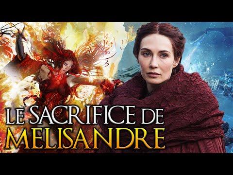 L'ultime sacrifice de Melisandre dans la saison 8