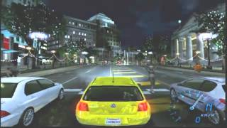 Need For Speed Underground (PS2). Siguiente par de carreras.