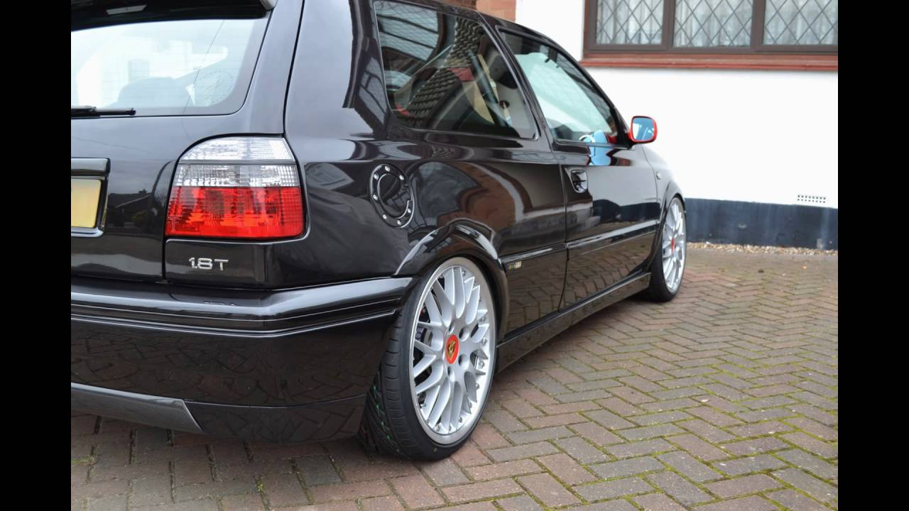 vw golf mk3 gti 1 8 turbo full in depth look at the spec. Black Bedroom Furniture Sets. Home Design Ideas