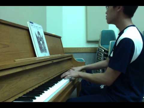 """Mornings"" - Original composition by Benjamin Ooi"