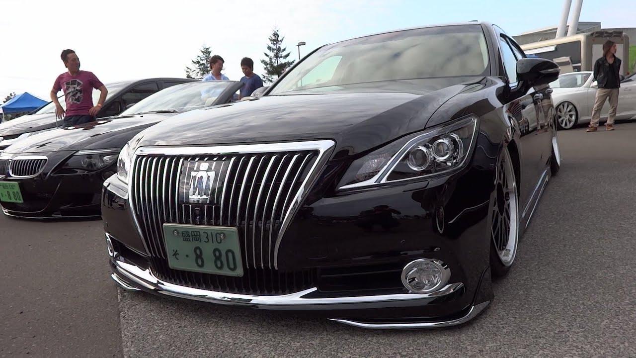 2016 Toyota Crown Royal Saloon Youtube Upcomingcarshq Com