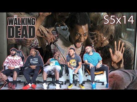"The Walking Dead Season 5 Episode 14 ""Spend"" Reaction/Review"