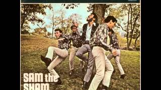 Big Blue Diamonds - Sam The Sham & The Pharaohs