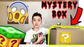 ПОЛУЧИХ MYSTERY BOX !!! UNBOXING + Голям GIVEAWAY