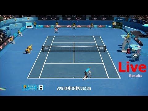 Australian Open 2019 Live Scores Australian Open Tennis
