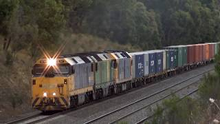 GM locomotives in Victoria