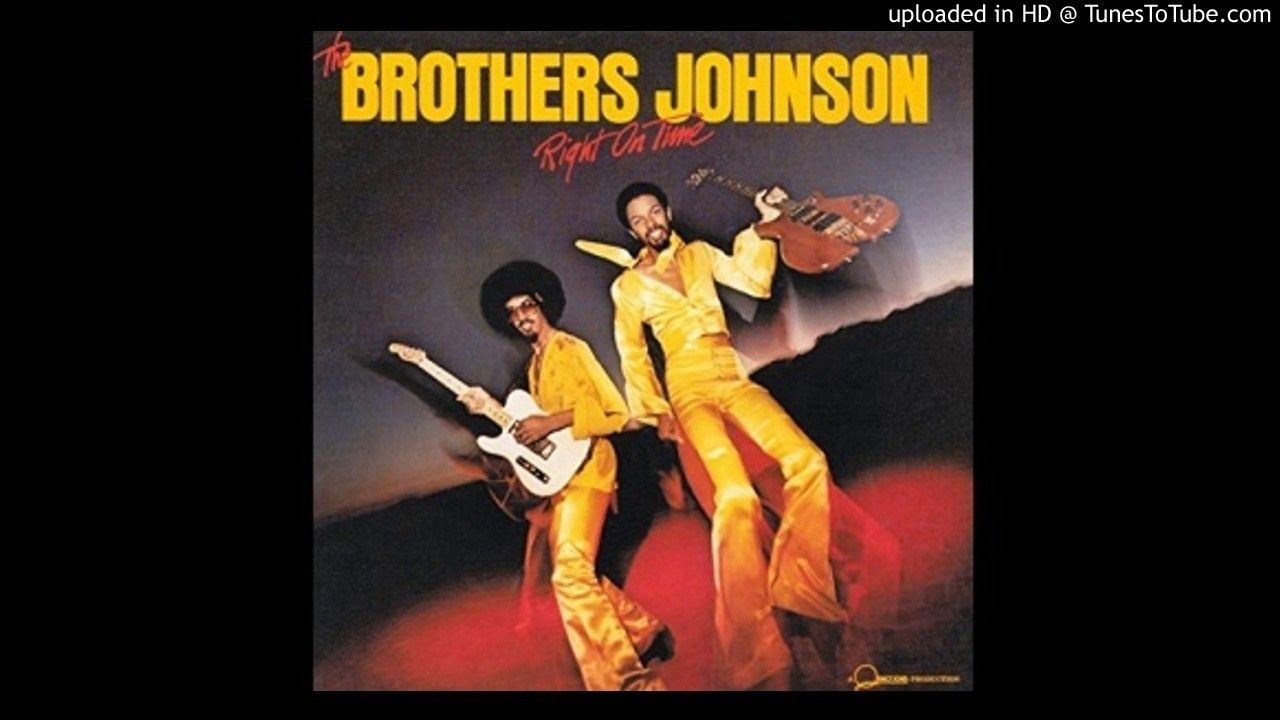 the brothers johnson – R&B