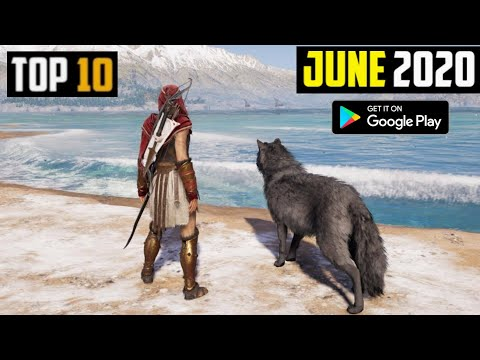 TOP 10 NEW ANDROID GAMES   YOU HAVE PLAY IN JUNE 2020   HIGH GRAPHICS (OFFLINE/ONLINE)
