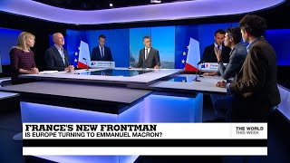 France's new frontman, America's absent center, May's Brexit gambit, Saudi royal reshuffle,