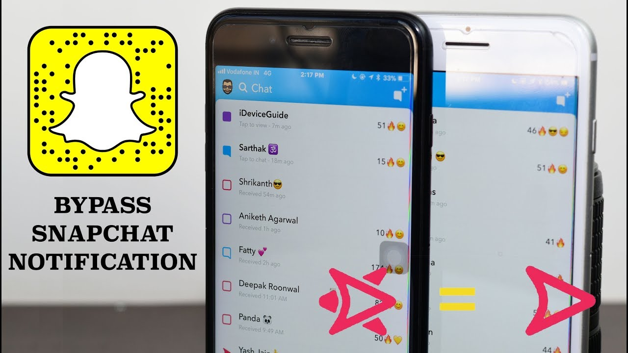 How To SCREEN RECORD Snapchat Videos WITHOUT THEM KNOWING - iOS 11/10  (iPhone, iPad, iPod)