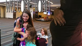 BABY BUMP SHOWING! WELCOMING HER HOME! thumbnail