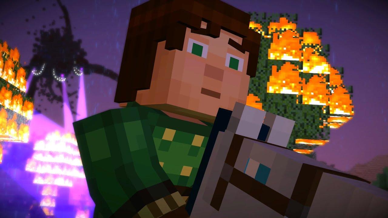 Minecraft Story Mode - Telltale