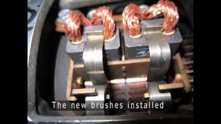DC Motor Brushes Problem EVric Holden Barina Conversion
