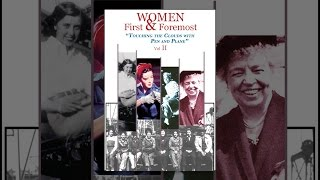 Women First & Foremost: Volume 2 - Touching the Clouds with Pen and Plane