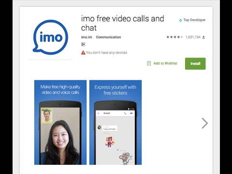 imo appelle video gratuit